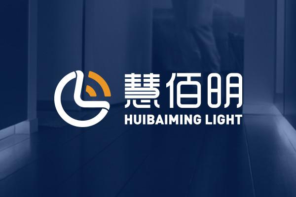 常州恒佰成光电品牌商标标志LOGO设计